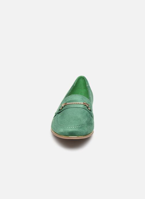 Loafers Damart Charlotte Green model view