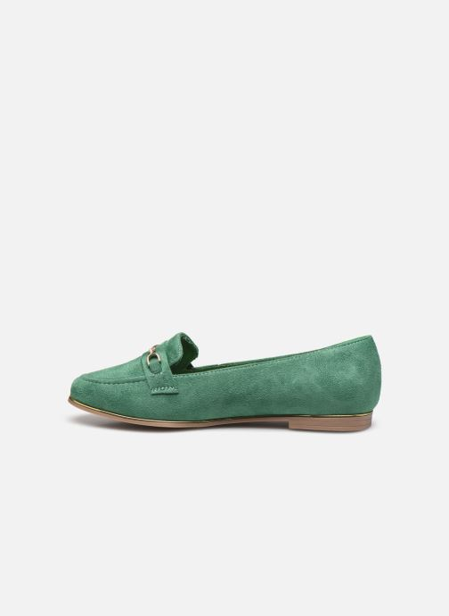 Loafers Damart Charlotte Green front view