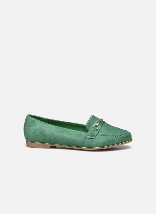 Loafers Damart Charlotte Green back view