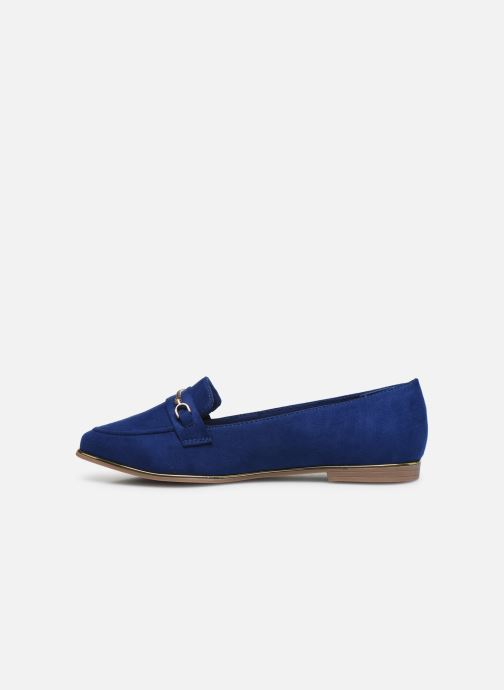 Loafers Damart Charlotte Blue front view