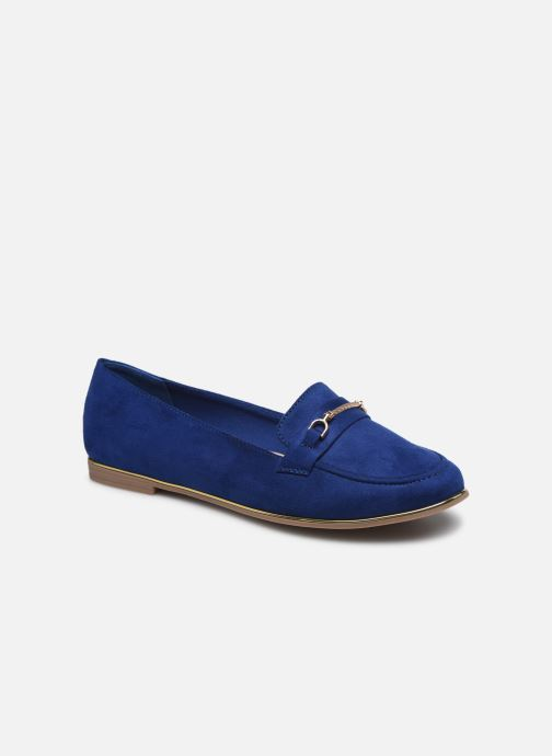 Loafers Damart Charlotte Blue detailed view/ Pair view