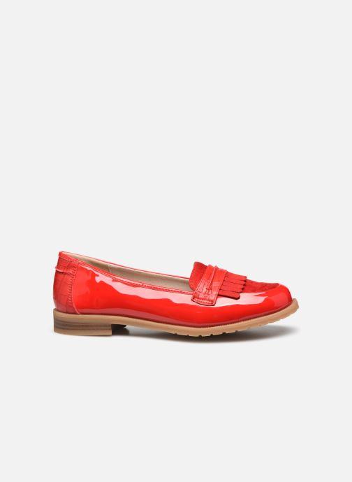 Loafers Damart Adeline 2 Red back view