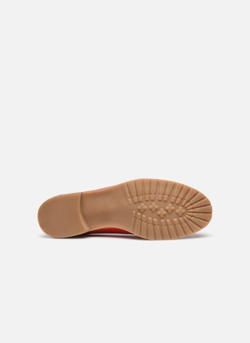 Loafers Damart Adeline 2 Red view from above