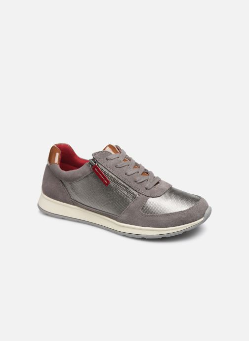 Trainers Damart Annette / Amortyl Grey detailed view/ Pair view