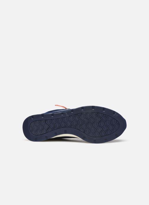 Sneaker Damart Annette / Amortyl blau ansicht von oben