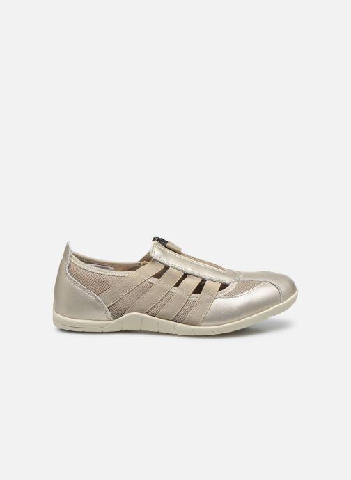 Sneakers Damart Noémie / Ocealis Oro e bronzo immagine posteriore