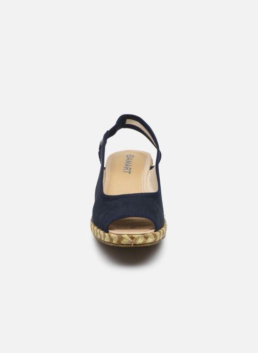 Espadrillos Damart Aurele II Blå se skoene på