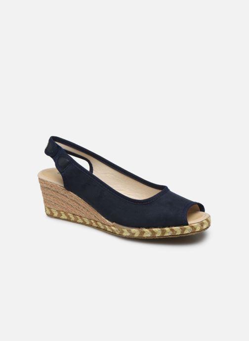 Espadrillos Damart Aurele II Blå detaljeret billede af skoene