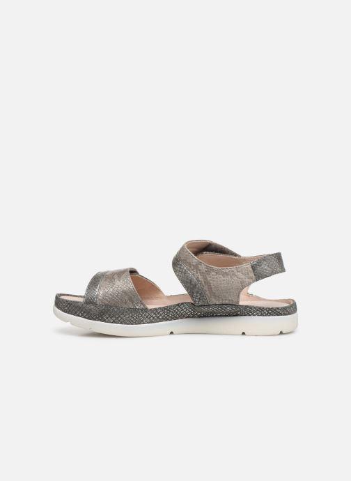 Sandalen Damart Clarisse / Piedical Grijs voorkant