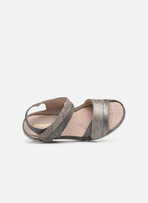 Sandalen Damart Clarisse / Piedical Grijs links