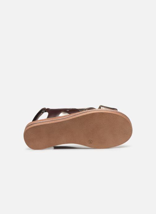 Sandalen Damart Léa Roze boven