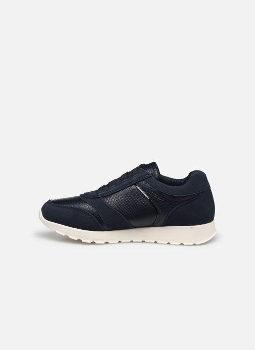 Sandales et nu-pieds Damart Aurélie Bleu vue face