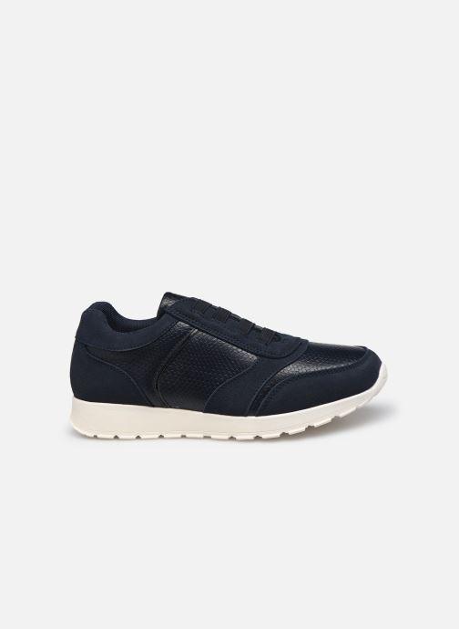 Sandales et nu-pieds Damart Aurélie Bleu vue derrière