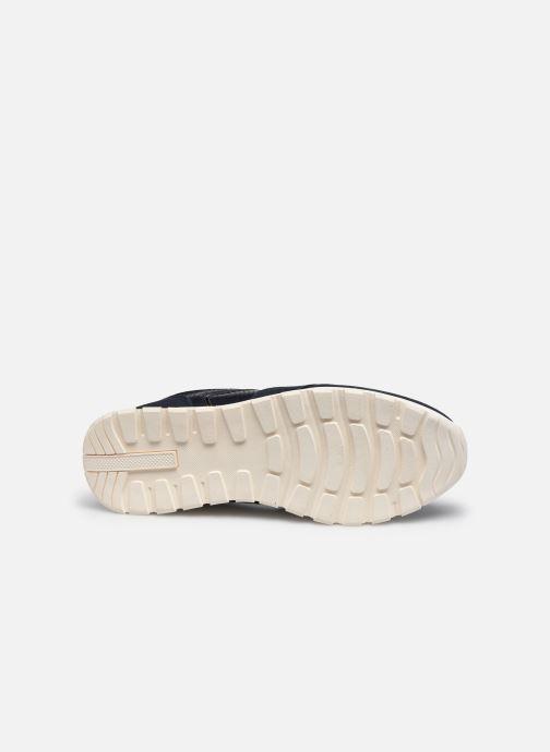Sandales et nu-pieds Damart Aurélie Bleu vue haut