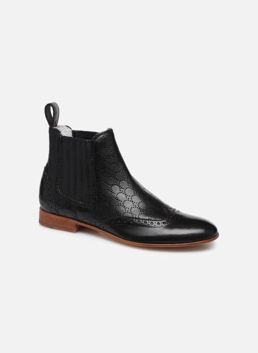 Bottines et boots Melvin & Hamilton Sally 129 Noir vue détail/paire