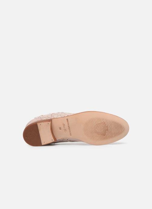 Melvin & Hamilton Sally 129 (Roze) - Boots en enkellaarsjes chez  (435416)