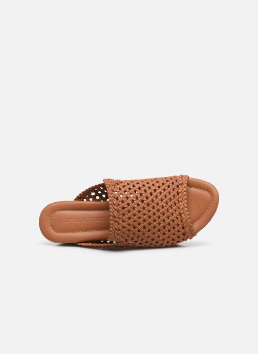 Chaussure Femme Grande Remise Melvin & Hamilton Hanna 57 Orange Mules et sabots 435428