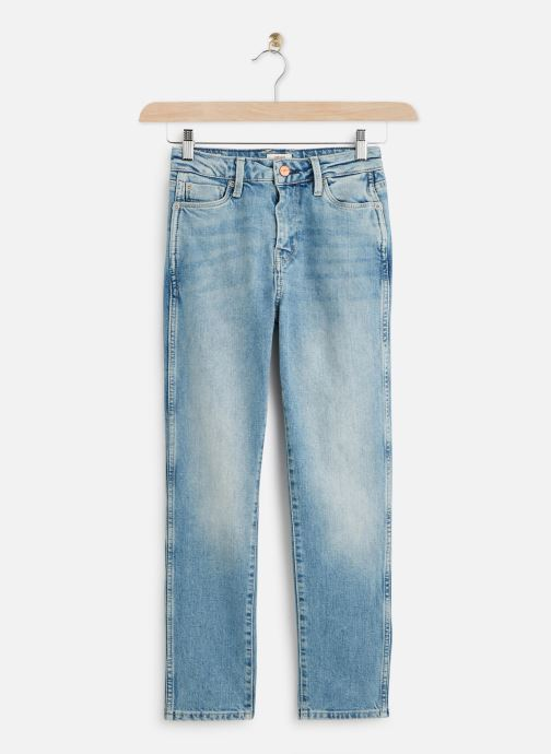Vêtements Pepe jeans Denim Pants Dion 7/8 Bleu vue détail/paire