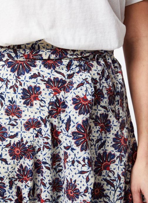 Kleding Pepe jeans Skirts Mimi Wit voorkant