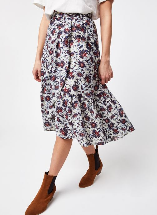 Kleding Pepe jeans Skirts Mimi Wit detail