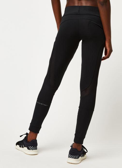 Vêtements adidas by Stella McCartney P Ess Tight Noir vue portées chaussures