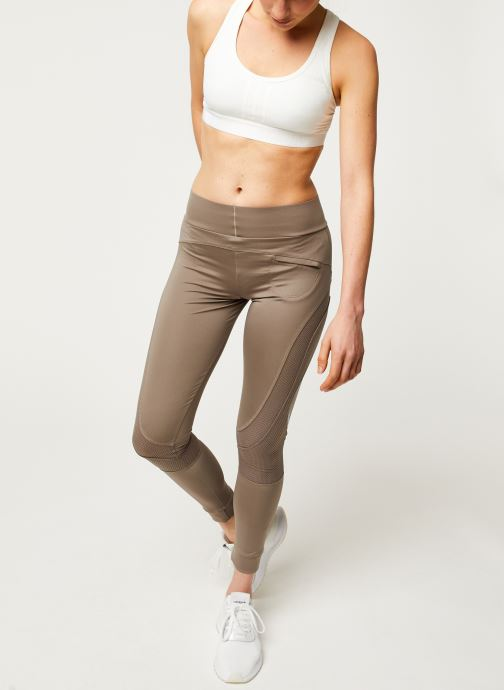 adidas by Stella McCartney Pantalon legging - P Ess Tight (Beige) - Vêtements (435582)