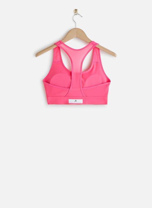 Vêtements adidas by Stella McCartney P Ess Bra Rose vue bas / vue portée sac
