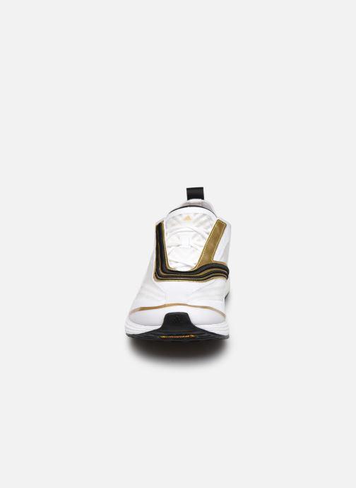 Sportschuhe adidas by Stella McCartney Boston S. weiß schuhe getragen