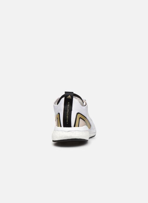 Sportschuhe adidas by Stella McCartney Boston S. weiß ansicht von rechts