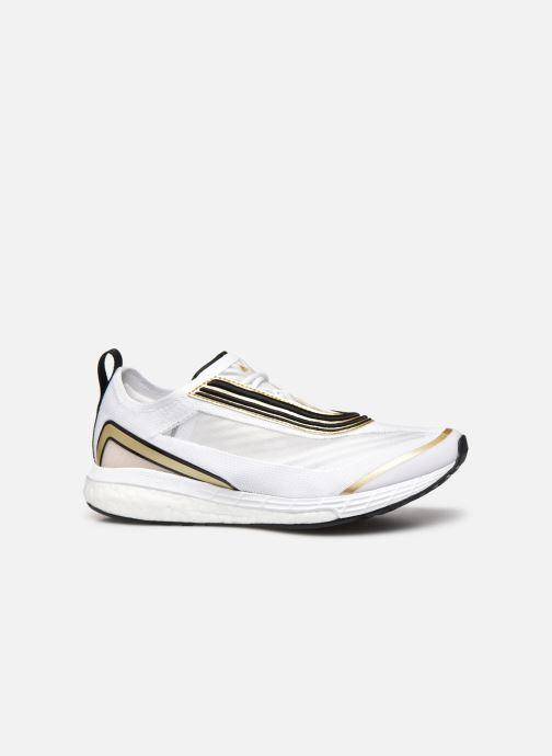Sportschuhe adidas by Stella McCartney Boston S. weiß ansicht von hinten