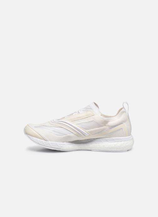 Chaussures de sport adidas by Stella McCartney Boston S. Blanc vue face