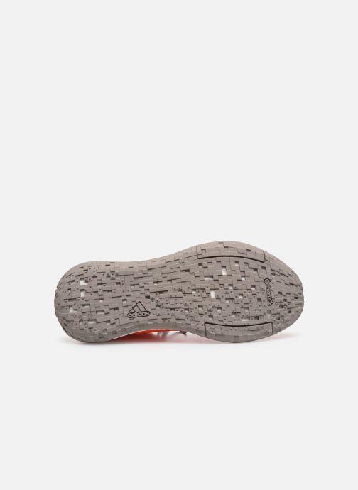Sneakers adidas by Stella McCartney Pulseboost Hd Mid S. Orange se foroven