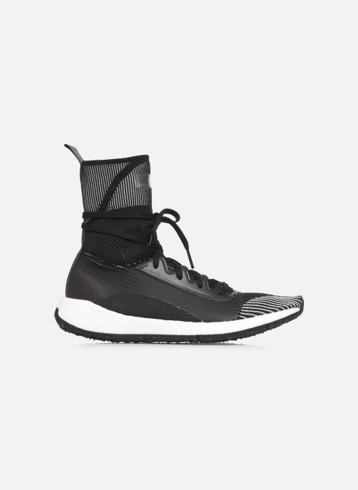 Baskets adidas by Stella McCartney Pulseboost Hd Mid S. Noir vue derrière