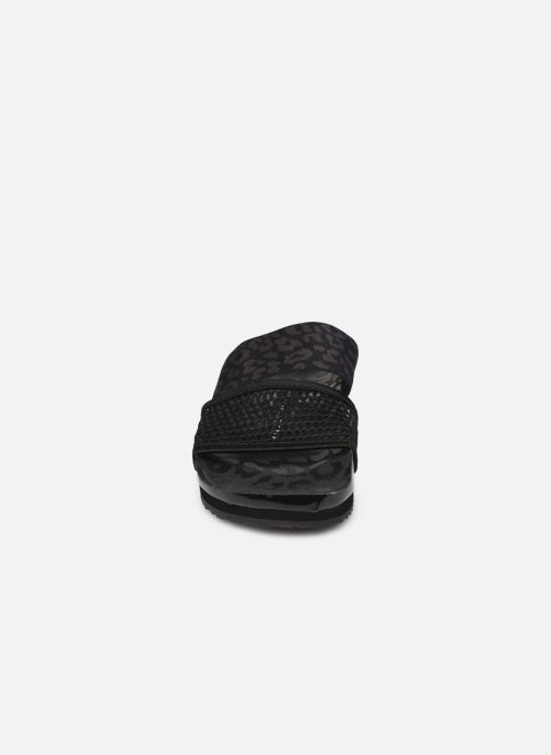 Clogs & Pantoletten adidas by Stella McCartney Stella-Lette schwarz schuhe getragen