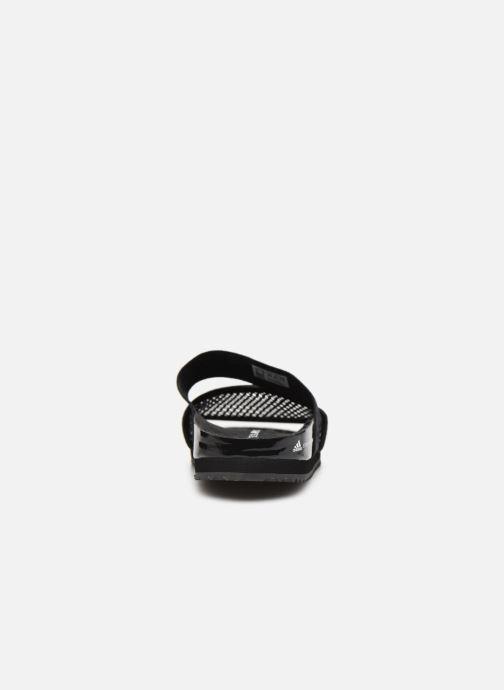 Clogs & Pantoletten adidas by Stella McCartney Stella-Lette schwarz ansicht von rechts
