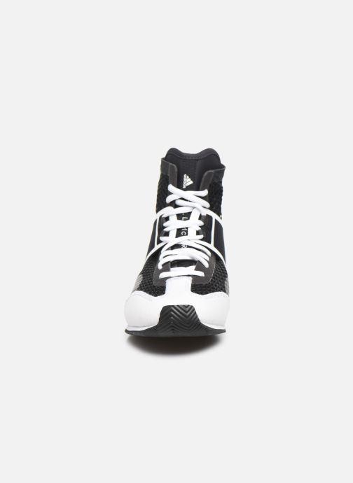 Scarpe sportive adidas by Stella McCartney Boxing Shoe S. Nero modello indossato