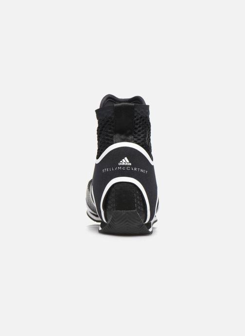 Sportschuhe adidas by Stella McCartney Boxing Shoe S. schwarz ansicht von rechts