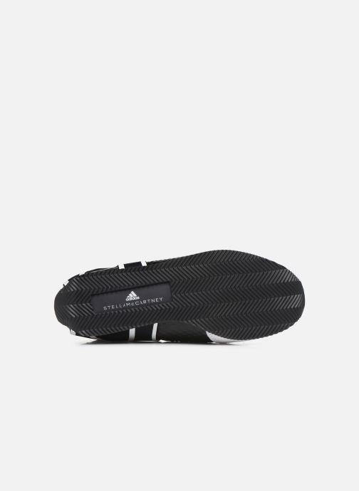 Sportschuhe adidas by Stella McCartney Boxing Shoe S. schwarz ansicht von oben