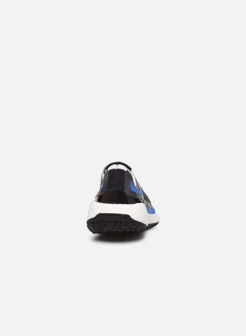 Zapatillas de deporte adidas by Stella McCartney Pulseboost Hd S. Azul vista lateral derecha