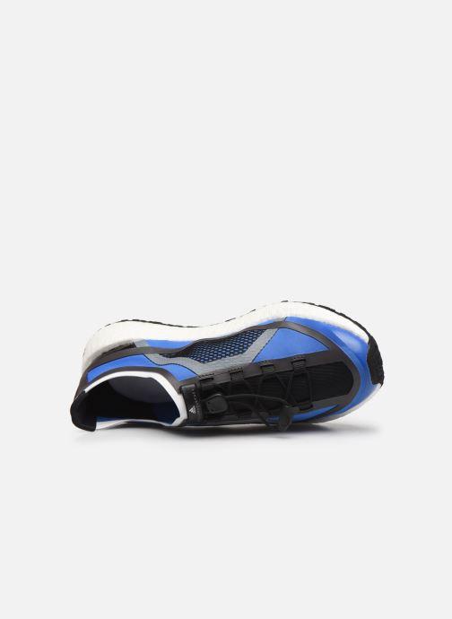 Chaussures de sport adidas by Stella McCartney Pulseboost Hd S. Bleu vue gauche