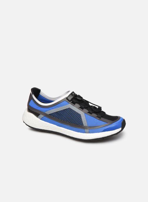 Chaussures de sport adidas by Stella McCartney Pulseboost Hd S. Bleu vue détail/paire