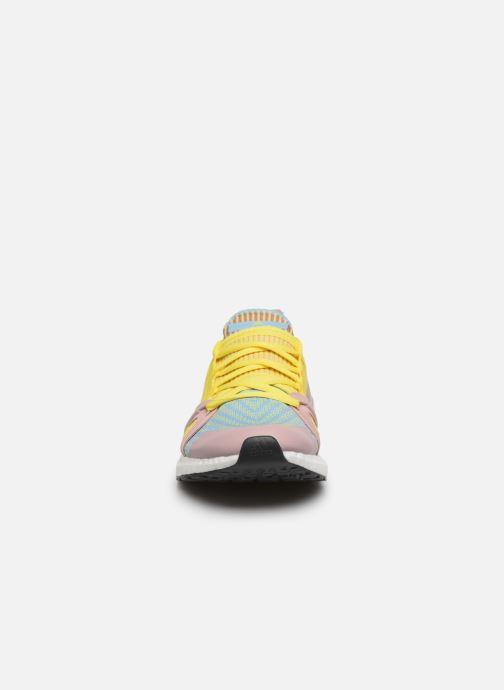 Chaussures de sport adidas by Stella McCartney Ultraboost 20 S. Jaune vue portées chaussures