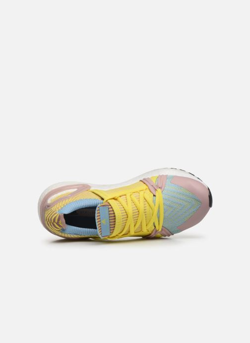 Chaussures de sport adidas by Stella McCartney Ultraboost 20 S. Jaune vue gauche
