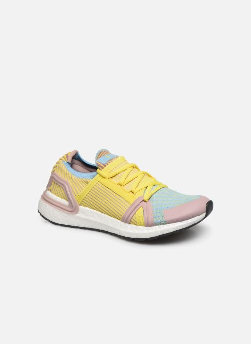 Chaussures de sport adidas by Stella McCartney Ultraboost 20 S. Jaune vue détail/paire