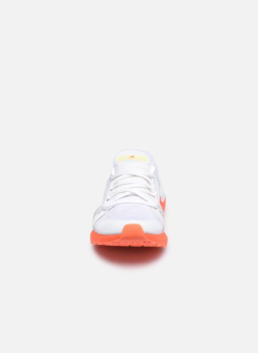 Sportschuhe adidas by Stella McCartney Ultraboost 20 S. weiß schuhe getragen