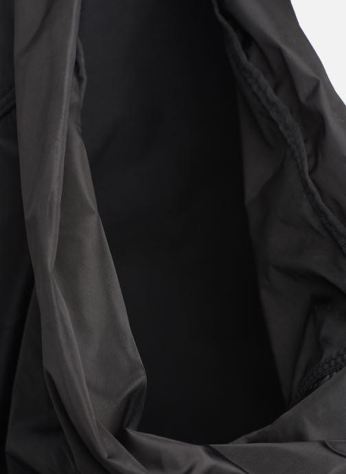 Sporttaschen adidas by Stella McCartney Gymsack schwarz ansicht von hinten