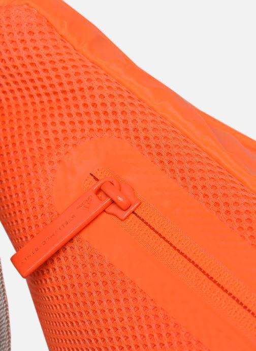 Handtaschen adidas by Stella McCartney Bumbag orange ansicht von links