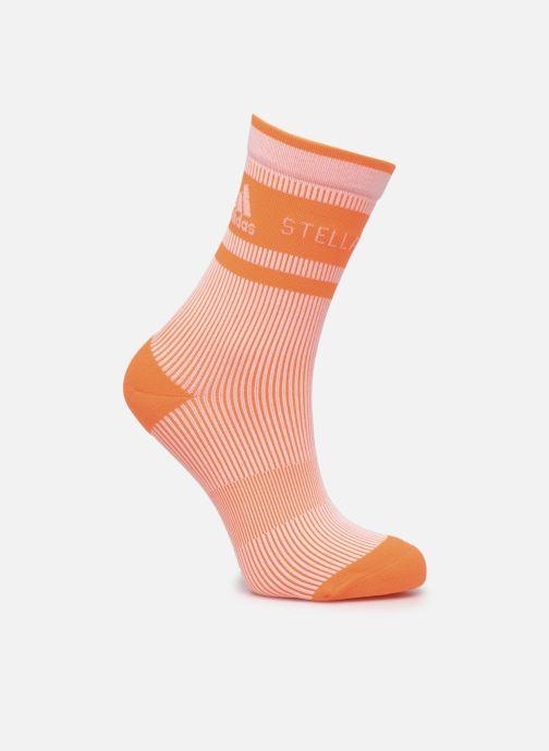 Chaussettes et collants adidas by Stella McCartney Crew Socks Orange vue détail/paire