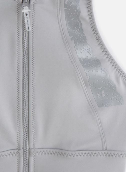 Adidas By Stella Mccartney Swim Crop - Grå (ice Grey)