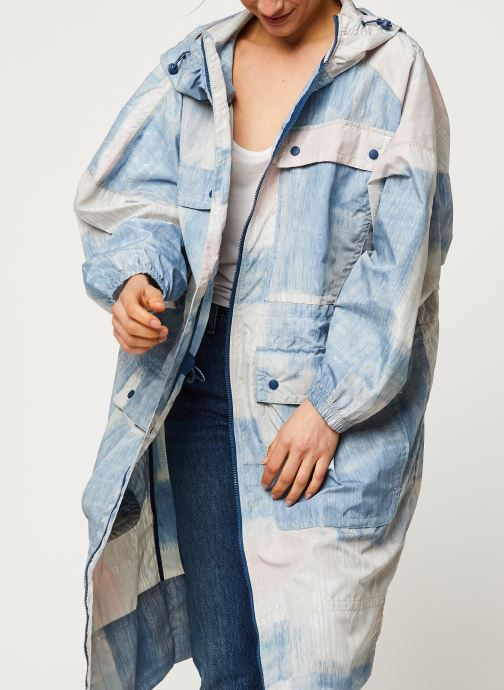 Vêtements adidas by Stella McCartney Parka Printed Multicolore vue face